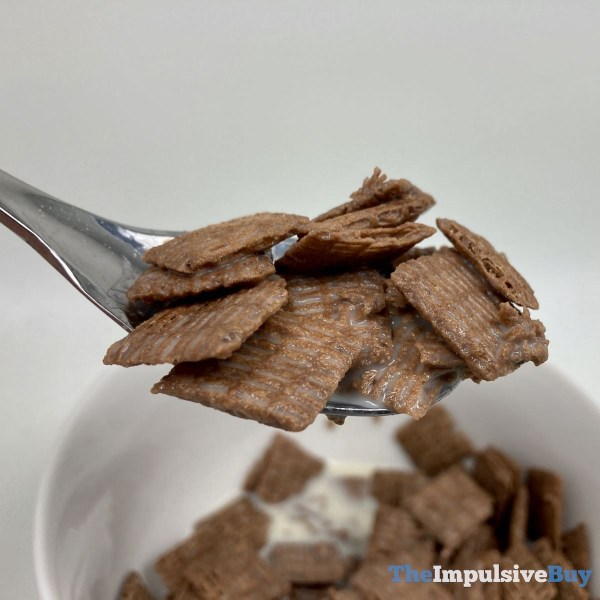 Quaker Chocolate Life Cereal Wet