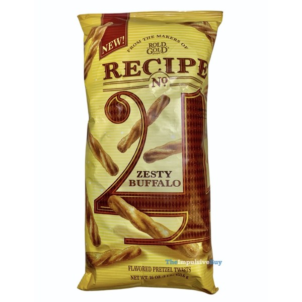 Rold Gold Recipe No 4 Zesty Buffalo Bag