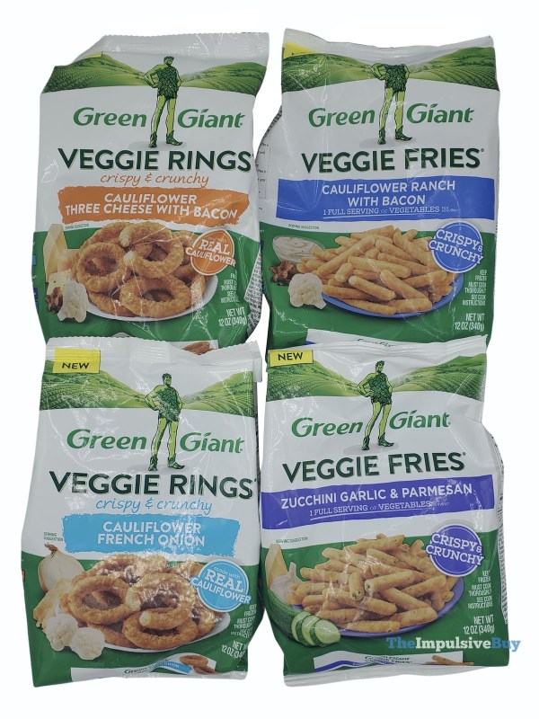 Green Giant Veggie Fries and Rings