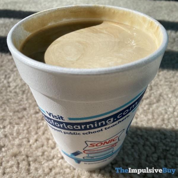 Sonic Espresso Shake Cup