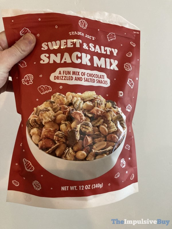 Trader Joe s Sweet  Salty Snack Mix
