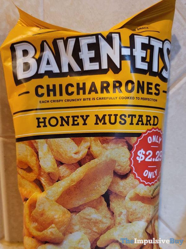 Baken ets Chicharrones Honey Mustard
