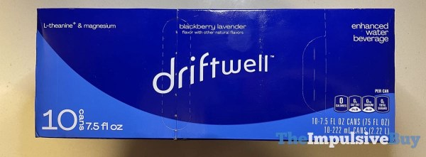 Driftwell by Pepsi Box