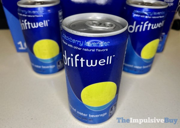 Driftwell by Pepsi Cans