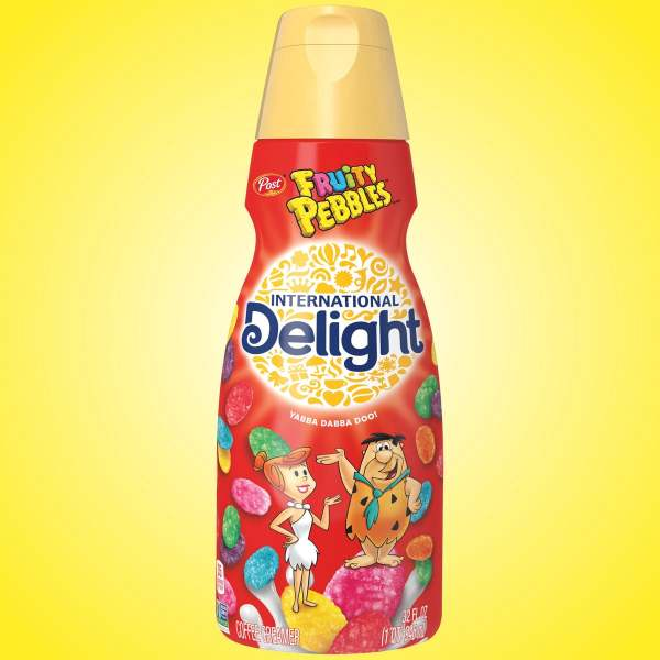 International Delight Post Fruity Pebbles Creamer