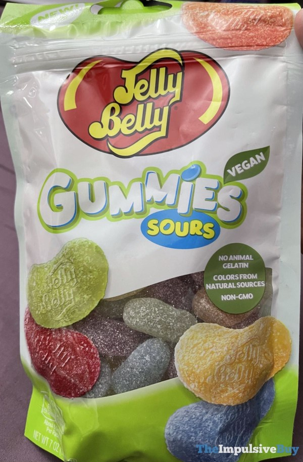 Jelly Belly Gummies Sours