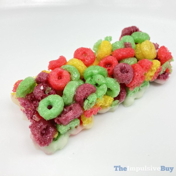 Kellogg s Froot Loops Cereal Bar