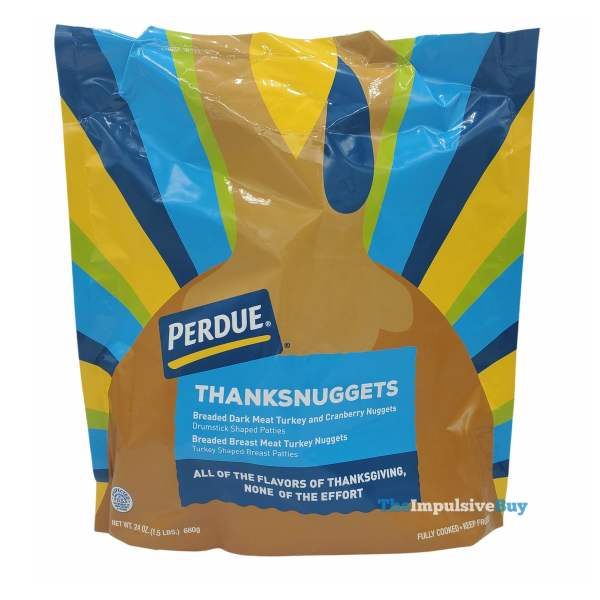 Perdue Thanksnuggets Pouch