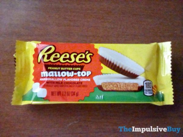 Reese s Mallow top Peanut Butter Cups