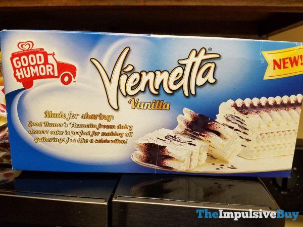 Good Humor Vanilla Viennetta