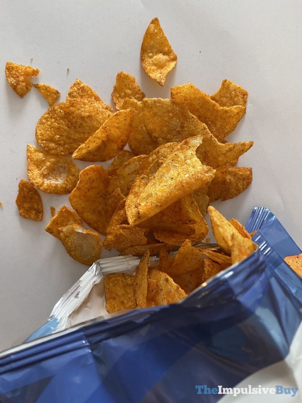 Lay s Game Day Chili Potato Chips Spill