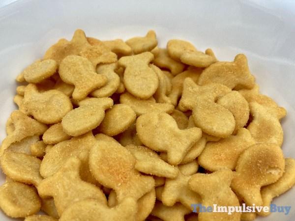 Pepperidge Farm Flavor Blasted Cheddar  Sour Cream Goldfish Bowl