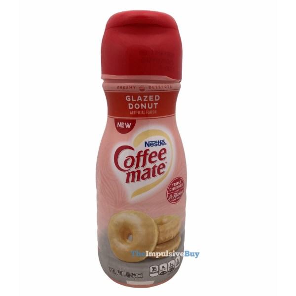 Nestle Coffee mate Glazed Donut Creamer