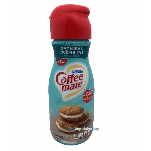 Nestle Coffee mate Oatmeal Creme Pie Creamer