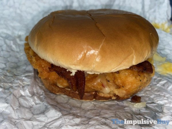 Wendy s Spicy Jalapeno Popper Sandwich Full