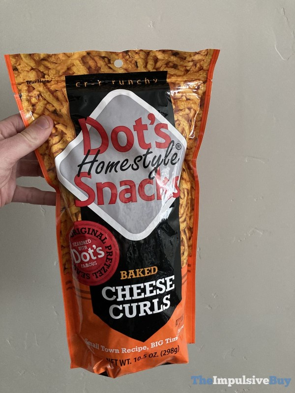 Dot s Homestyle Snacks Baked Cheese Curls