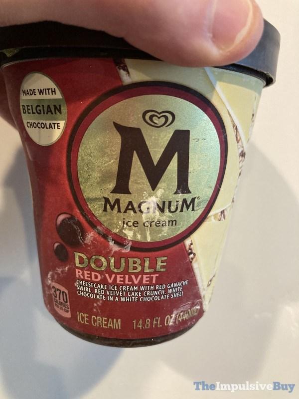 Magnum Double Red Velvet Ice Cream