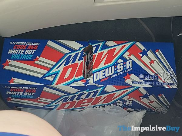 Mtn Dew DEW S A  2021