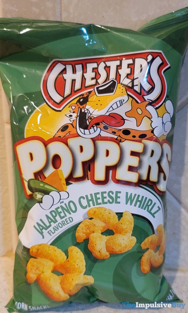 Chester s Poppers Jalapeno Cheese Whirlz