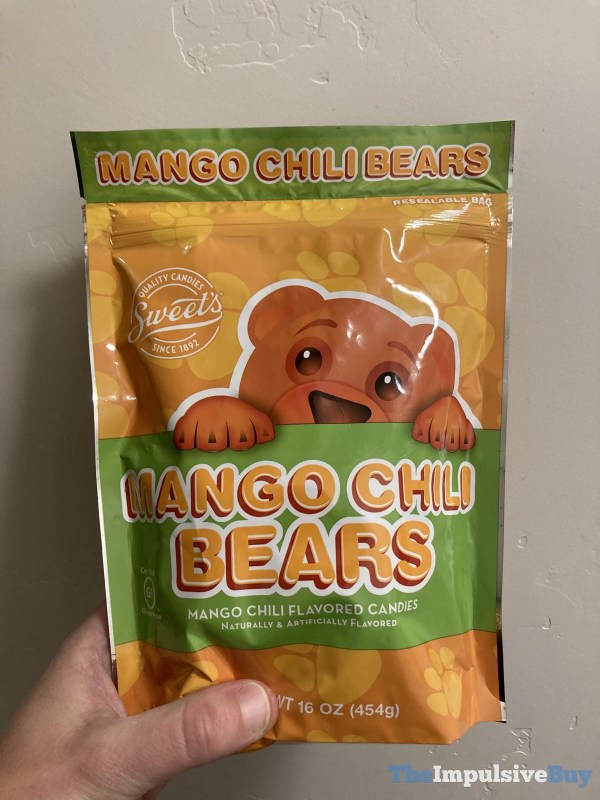 Sweet s Mango Chili Bears