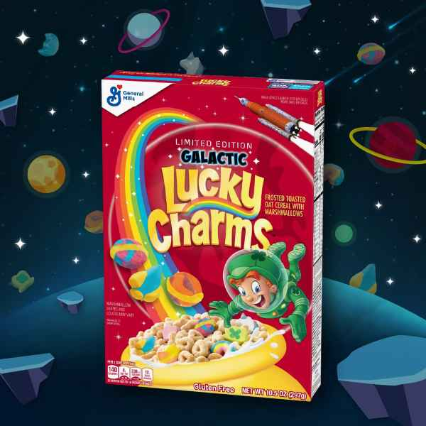 Galactic Lucky Charms
