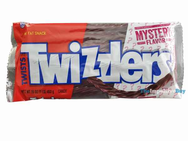 Mystery Flavor Twizzlers Package