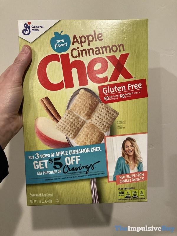 Apple Cinnamon Chex Cereal