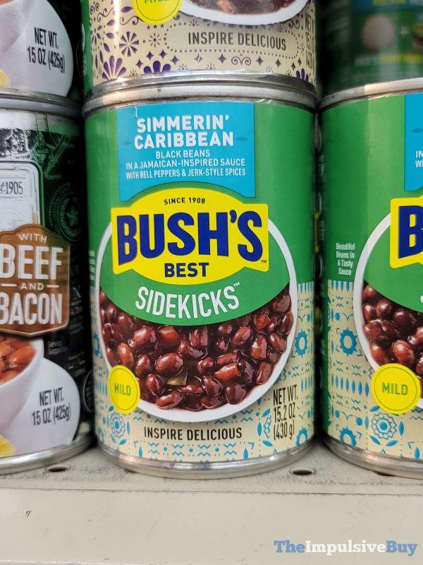 Bush s Best Sidekicks Simmerin Caribbean