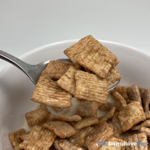 Dulce de Leche Toast Crunch Cereal Milk
