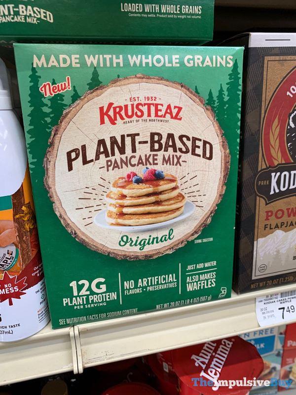 Krusteaz Original Plant Based Pancake Mix