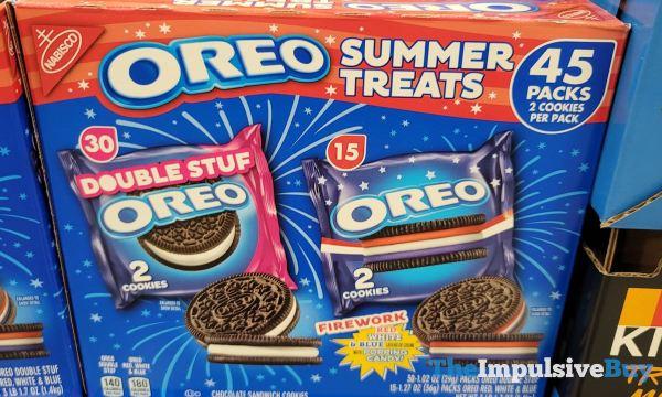 Oreo Summer Treats Variety Pack