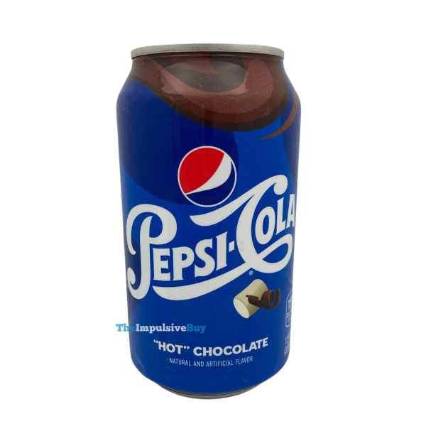 Pepsi  Hot Chocolate Cola Can
