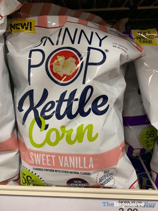 Skinny Pop Sweet Vanilla Kettle Corn