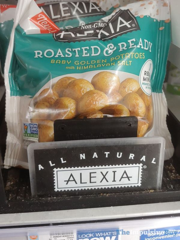 Alexia Roasted  Ready Baby Golden Potatoes with Himalayan Salt