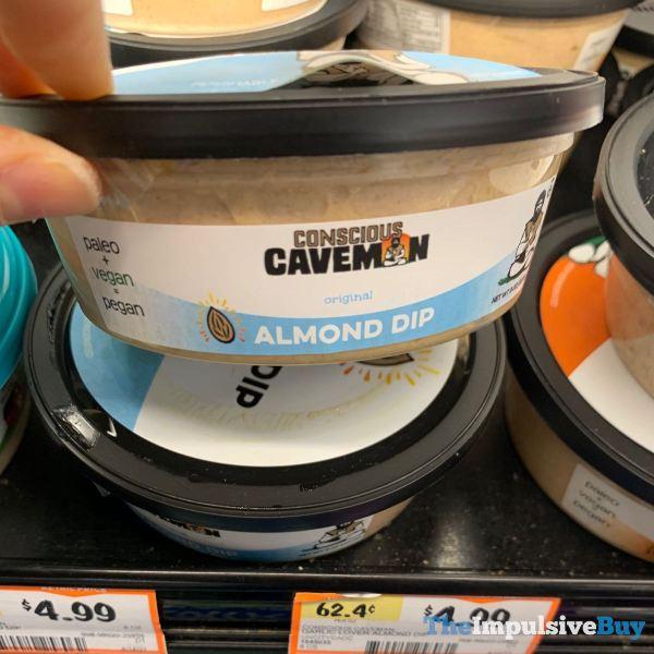 Conscious Caveman Original Almond Dip