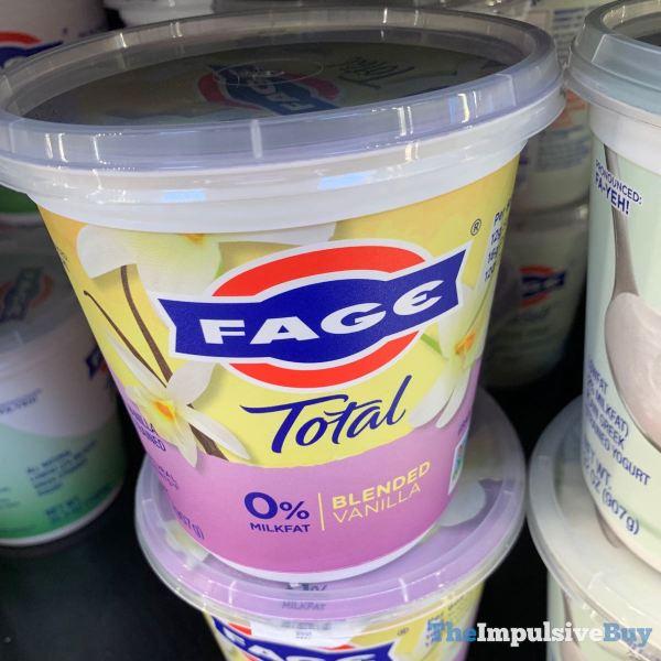 Fage Total Blended Vanilla