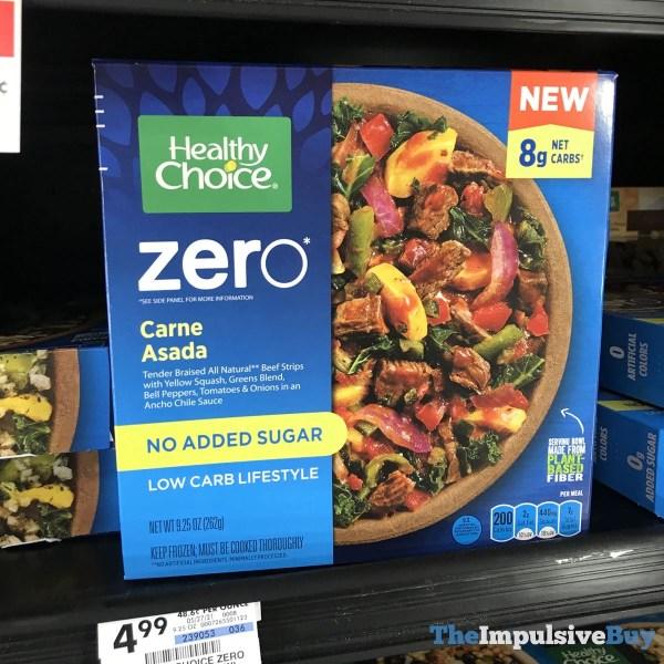 Healthy Choice Zero Carne Asada
