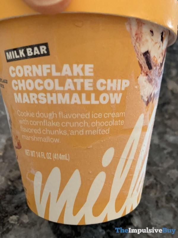 Milk Bar Cornflake Chocolate Chip Marshmallow Ice Cream