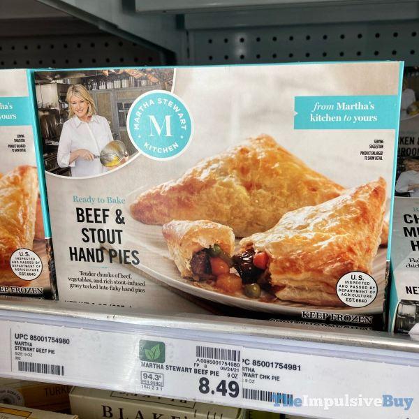 Martha Stewart Kitchen Beef  Stout Hand Pies
