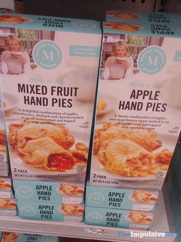 Martha Stewart Kitchens Mixed Fruit and Apple Hand Pies