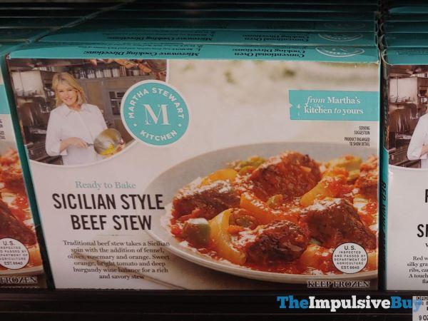 Martha Stewart Kitchens Sicilian Style Beef Stew