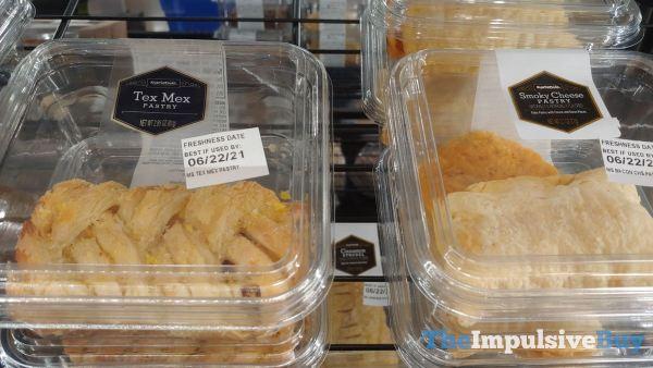 Marketside Tex Mex and Smoky Cheese Pastry