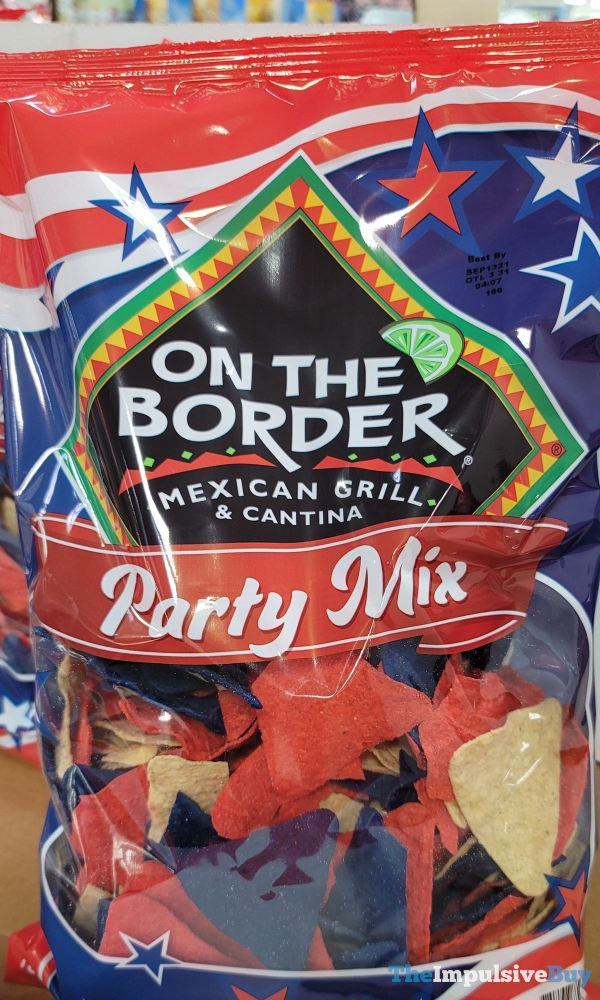 On The Border Red White Blue Party Mix