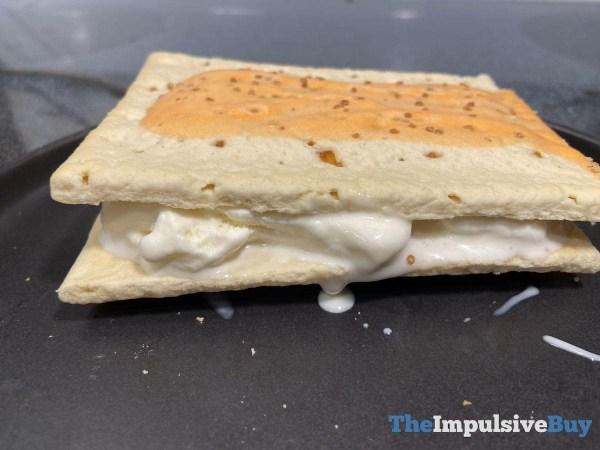 Kellogg s Peach Cobbler Pop Tarts Sandwich