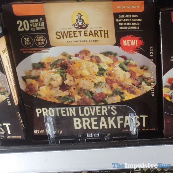 Sweet Earth Protein Lover s Breakfast