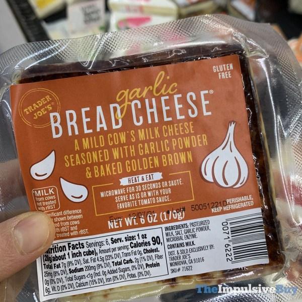 Trader Joe s Garlic Bread Cheese