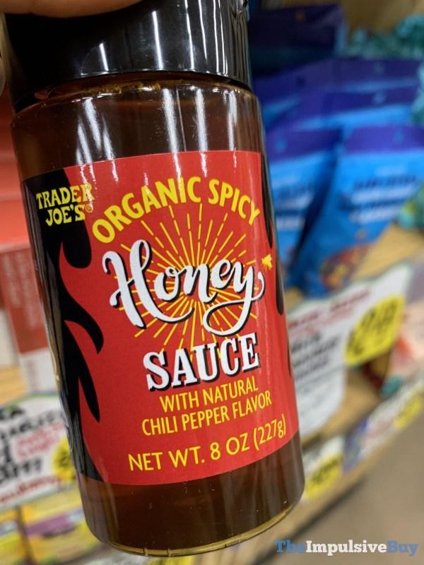Trader Joe s Organic Spicy Honey Sauce