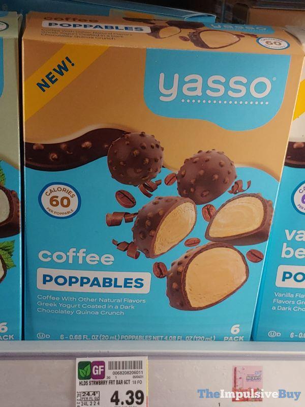 Yasso Coffee Poppables