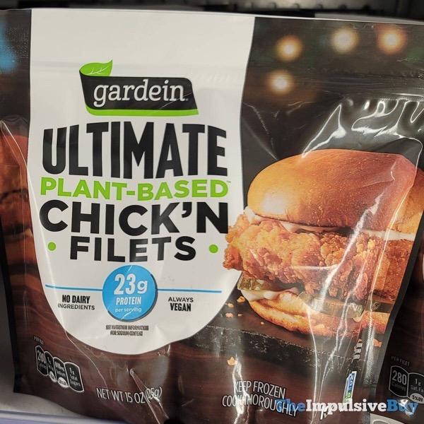 Gardein Ultimate Plant Based Chick n Filets