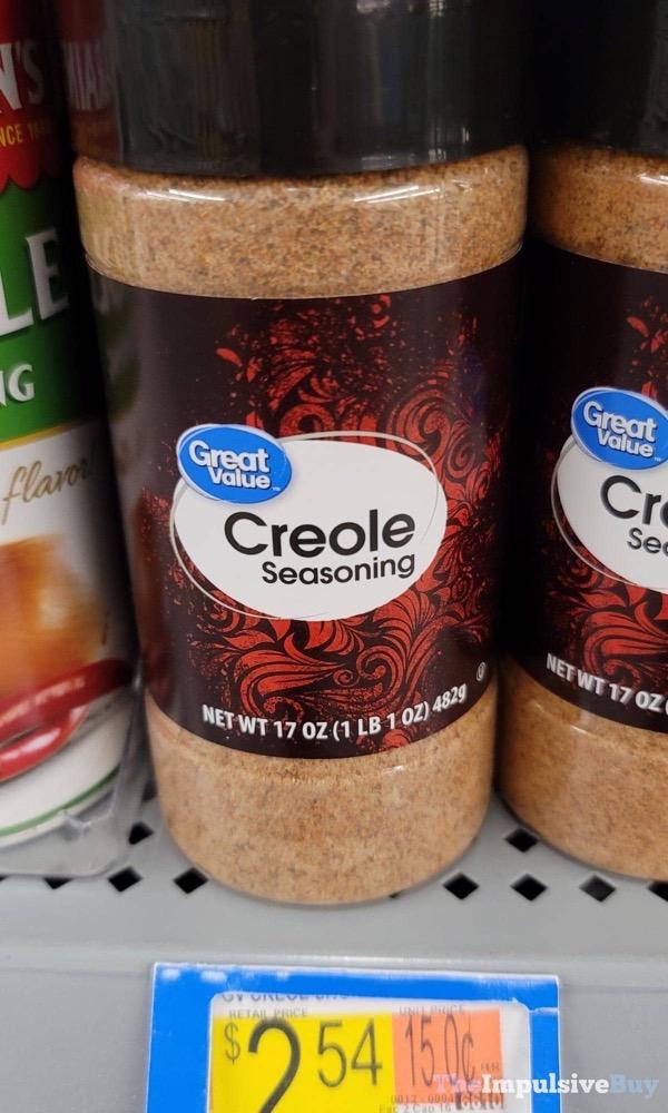 Great Value Creole Seasoning